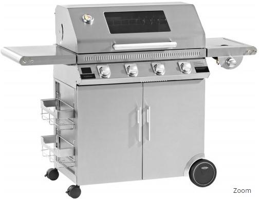 Plinski roštilj za lako pripremanje roštilja