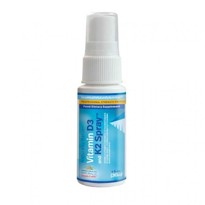 Vitamin D3 K2 je odlična kombinacija za oporavak od zime