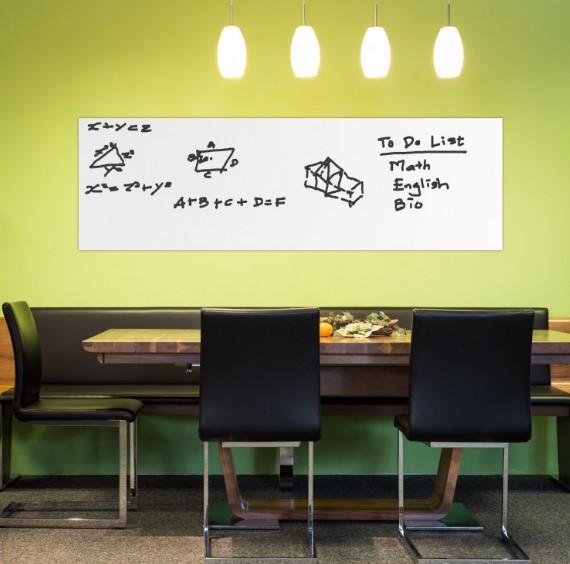 Posebne naljepnice za zidove za pomoć u organizaciji